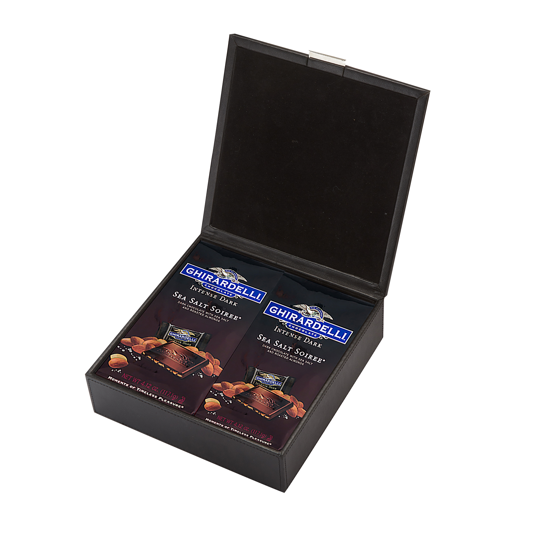 Harvard Gift Set with Ghirardelli Bags